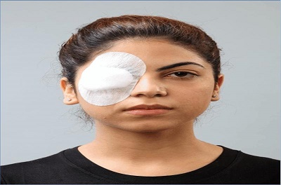Eye Dressing & Pad