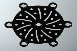 Burr Hole Cover Set