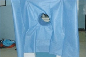 Portable CT Drape