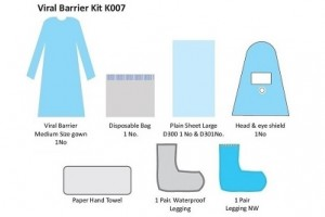 Viral Barrier Kit