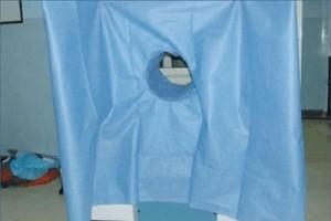 Portable CT Drape